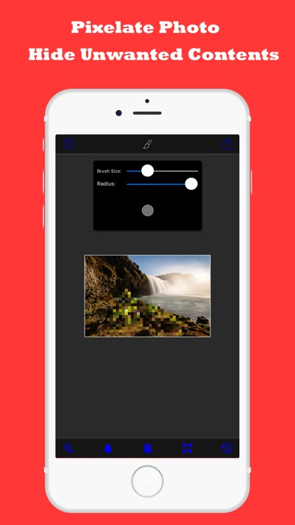 Photo Pixelator - Hide Faces Photo Editor Free