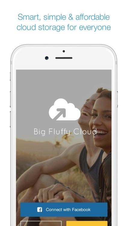 Big Fluffy Cloud