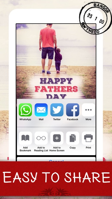 Father's Day Greeting Cards - Picture Quotes & Saying Images screenshot three