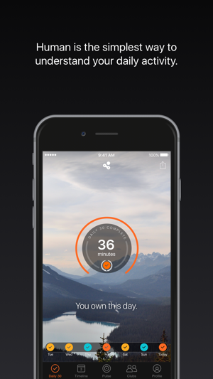 Human - Activity Tracker on the App Store