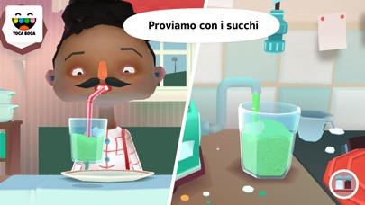 Screenshot for Toca Kitchen 2 in Italy App Store