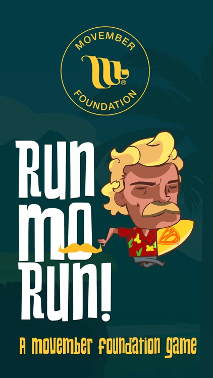 Run Mo Run! - A Movember Game screenshot-0