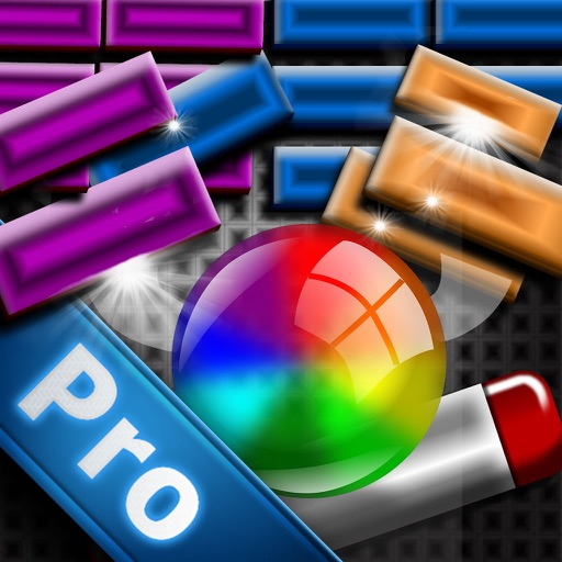 Brick Breaker By Sphere Color Pro - Best Old-Fashioned Bricks Game