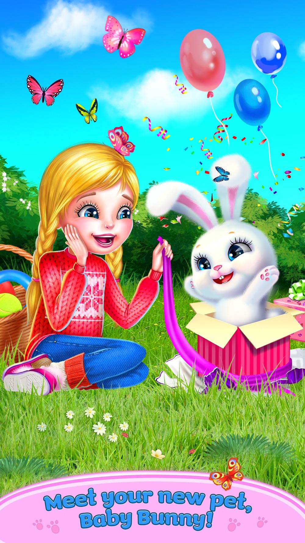 Baby Bunny – My Talking Pet
