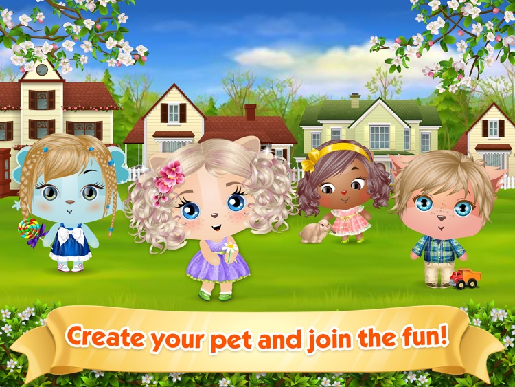 Pet Buddies HD screenshot-0