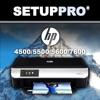Setup Pro for HP Envy 4500, 5500, 5600 & 7600 Series