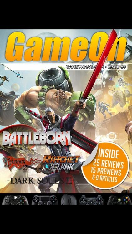 GameOn (Magazine)