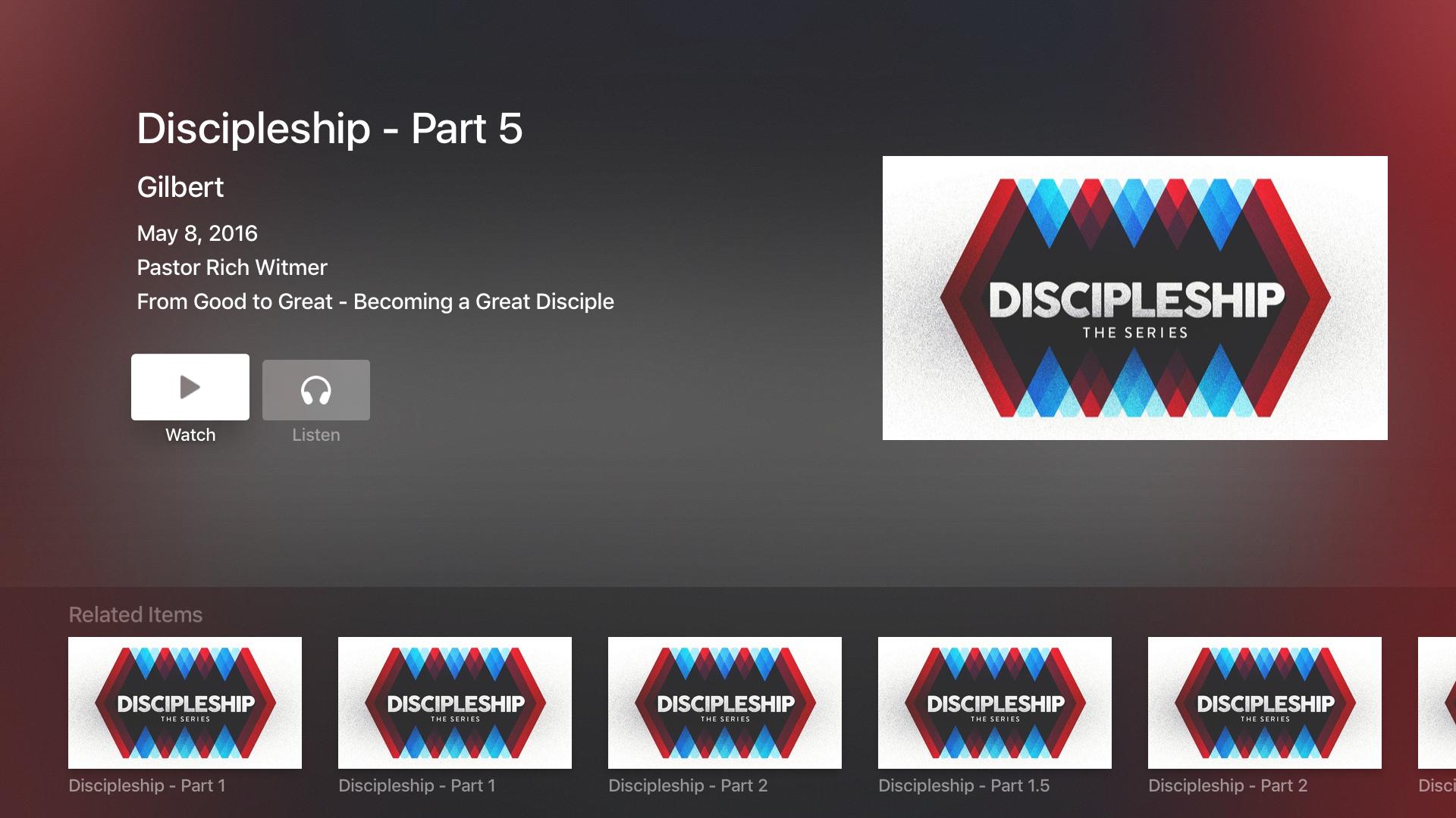 Destiny Christian Church screenshot 9