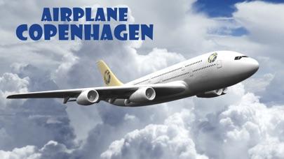 Airplane Copenhagen