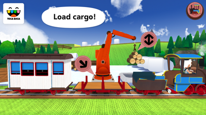 download Toca Train apps 1