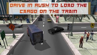 Coger el tren - vehículos extremas de conducción y el aparcamiento juego de simuladorCaptura de pantalla de1