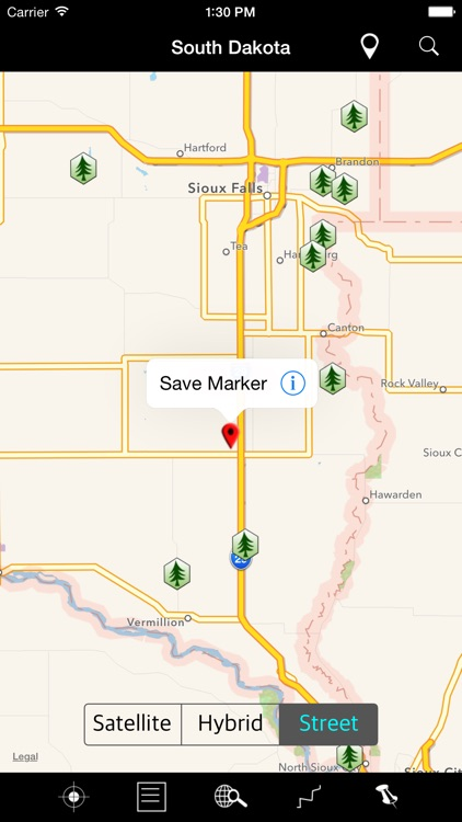 South Dakota State Parks & Recreation Areas screenshot-4