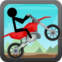 Epic Stick-Man BMX Dirt-Bike Motor-cycle Madness