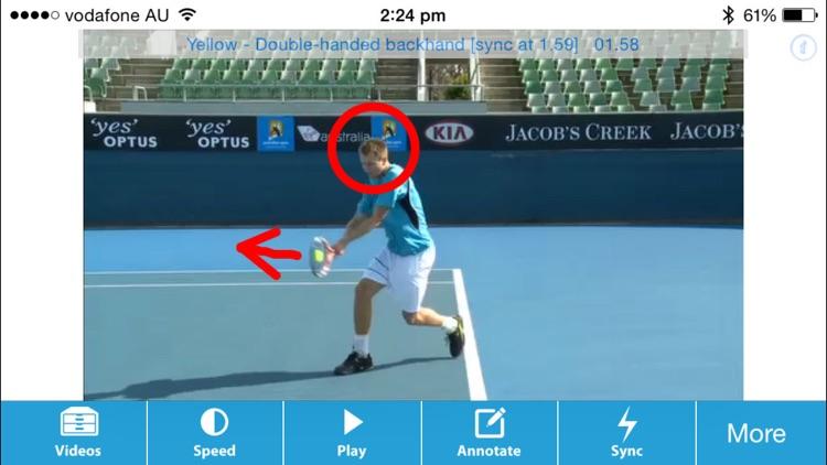 Tennis Australia Technique screenshot-4