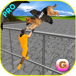 Flying Police Dog Prison Break Pro - Prisoner Escape Jail Breakout Mission from Alcatraz