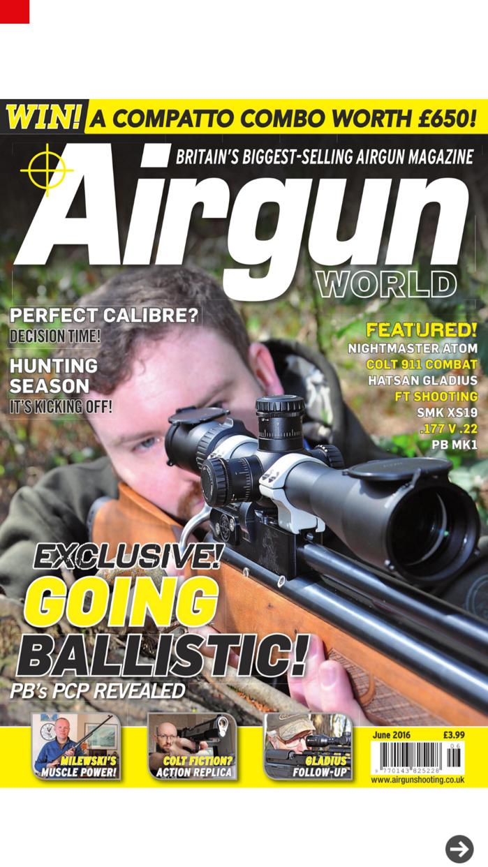 Airgun World Screenshot