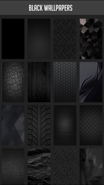 Black Wallpapers!