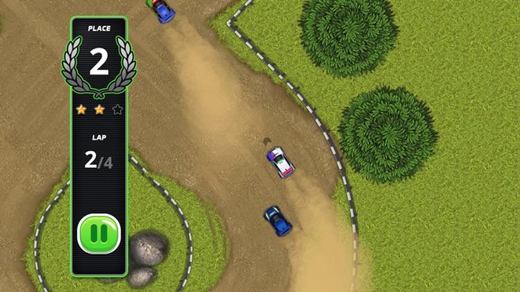 赛车大战3D:全民玩经典免费单机游戏 screenshot-4
