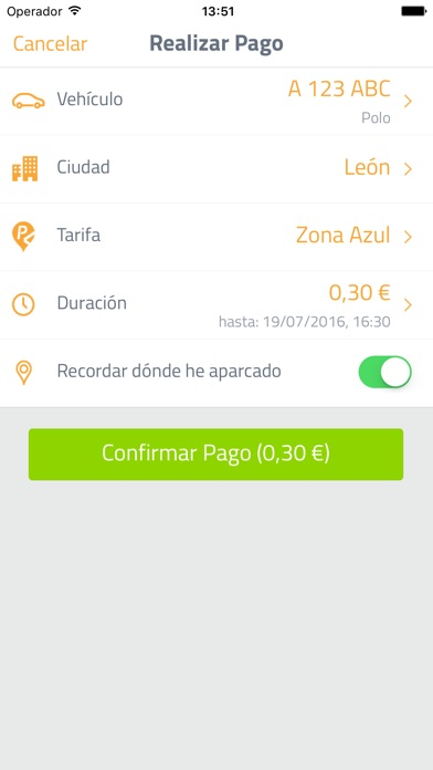 download Telpark apps 4