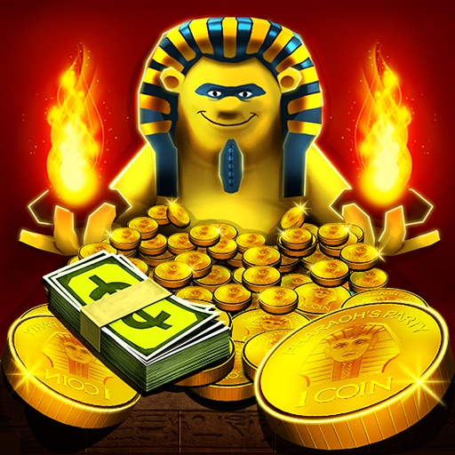 Pharaoh's Party: Coin Pusher