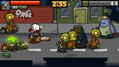 Screenshot from Zombieville USA 2