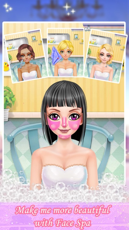 Fashion girl body spa screenshot-3