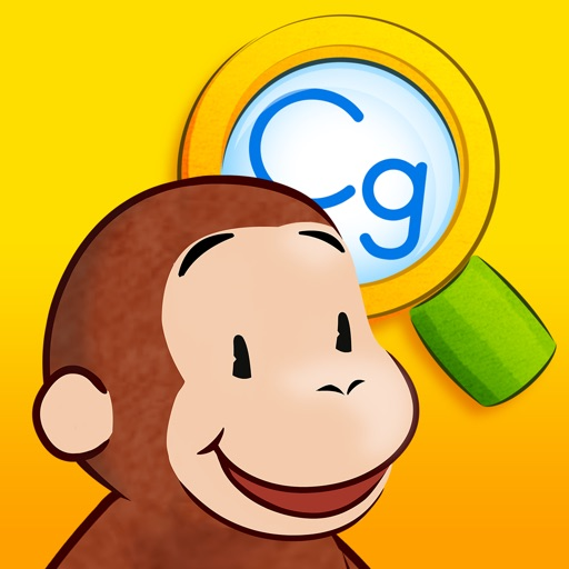 Curious George: Letters