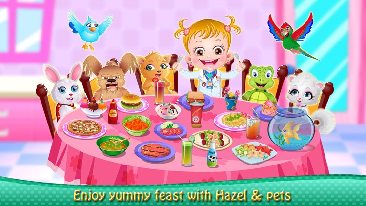 Baby Hazel Pets Hospital 2 screenshot-0