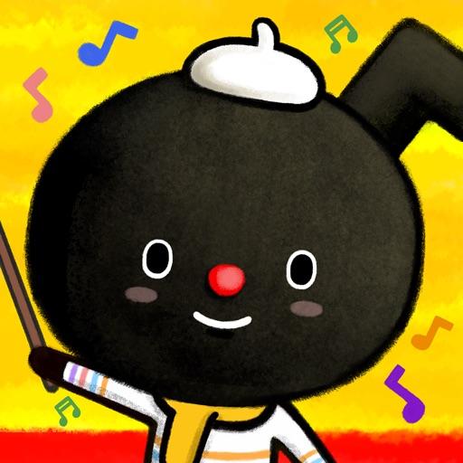 絵本アプリ「ぷーちゃんのおとえほん1」
