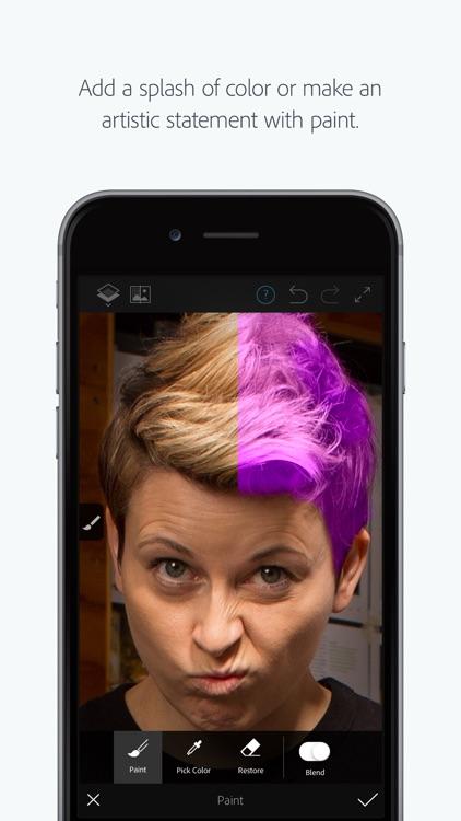 Adobe Photoshop Fix screenshot-3