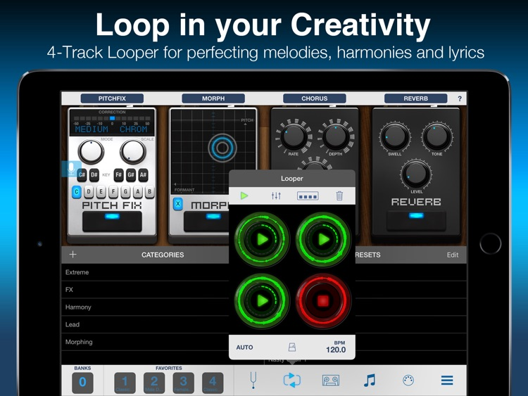 VocaLive CS for iPad screenshot-2