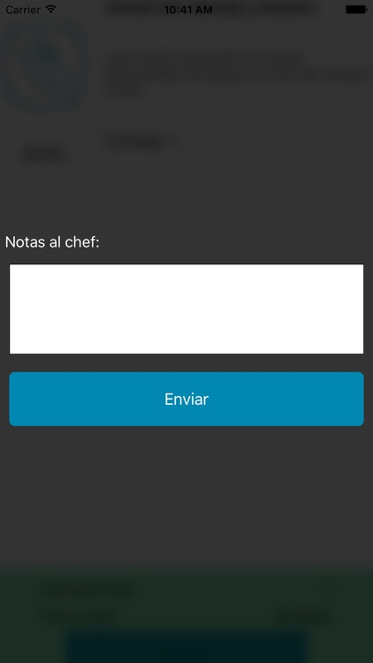 LaCarteApp screenshot-4