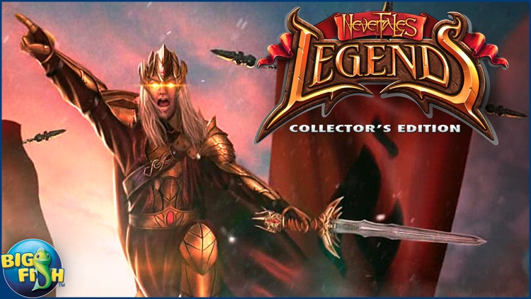 Nevertales: Legends - A Hidden Object Adventure (Full) screenshot-4