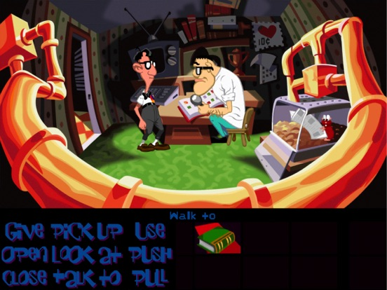 Day of the Tentacle Remastered для iPad