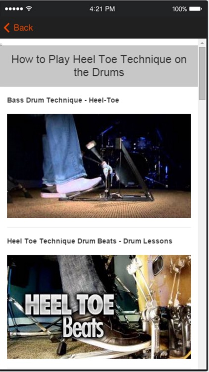 How to Play Drums - Beginner Drum Lessons screenshot-3