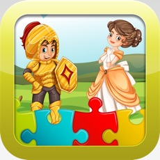 Activities of Princess Games for kids - Cute  Princesses Pony  Train Jigsaw Puzzles for Preschool and Toddlers