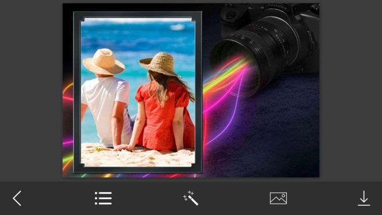 Professional Photo Frames - Instant Frame Maker & Photo Editor screenshot-3