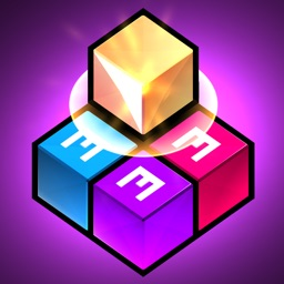 Mind The Cubes: The challenging match puzzle game