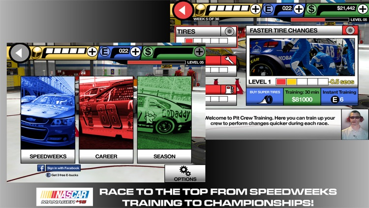 NASCAR Manager screenshot-0