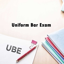 (UBE)Uniform Bar Exam:Uniform Bar Exam Prep Manual with Glossary