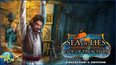 Screenshot #10 for Sea of Lies: Tide of Treachery - A Hidden Object Mystery (Full)