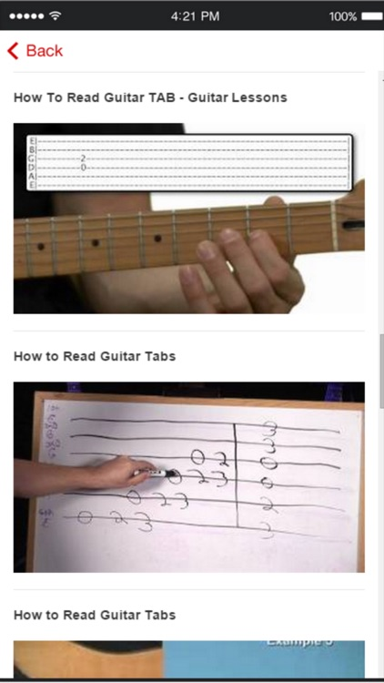 Simple Guitar Lessons for Absolute Beginners screenshot-3