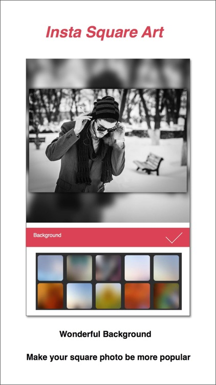 Insta Square  Art  Photo Editor screenshot-3