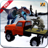 Door to Apps - Dinosaur Sniper Shooting Simulation 3D Pro: Hunting Game Pro artwork