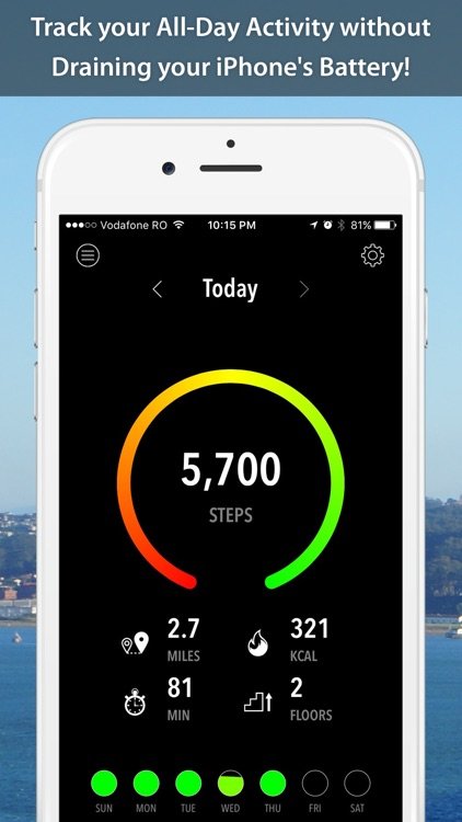 Activity Tracker - Step Counter & Pedometer