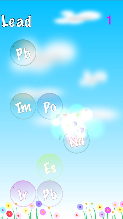 Periodic Table of Elements Bubble Pop screenshot-3