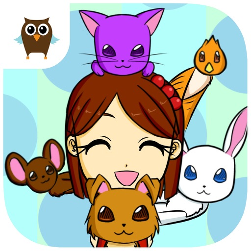 Miki and Friends 2 - Girls Makeover Fun & Cute Pet Care