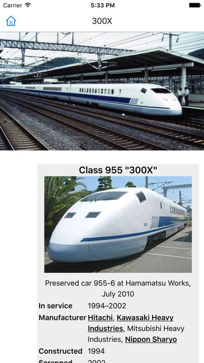 CHI Encyclopedia of Trains