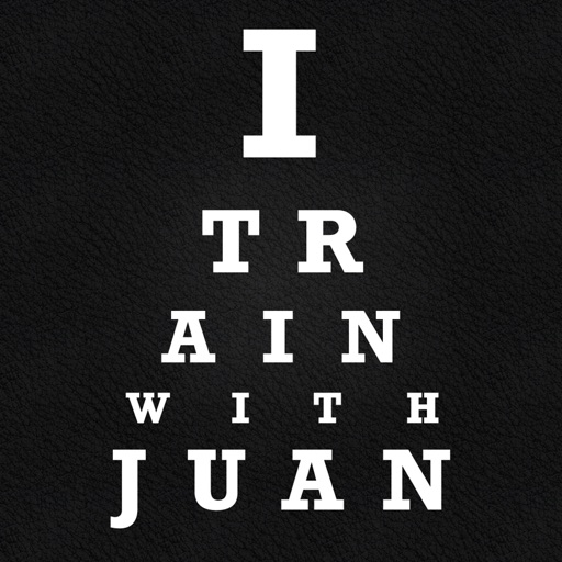 I Train With Juan
