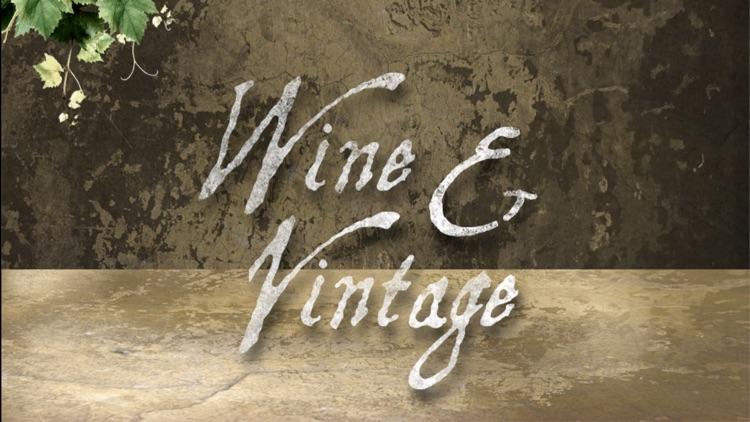 Wine & Vintage